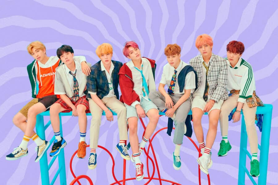 40 BTS Quiz with Answers (In Multiple Choice)