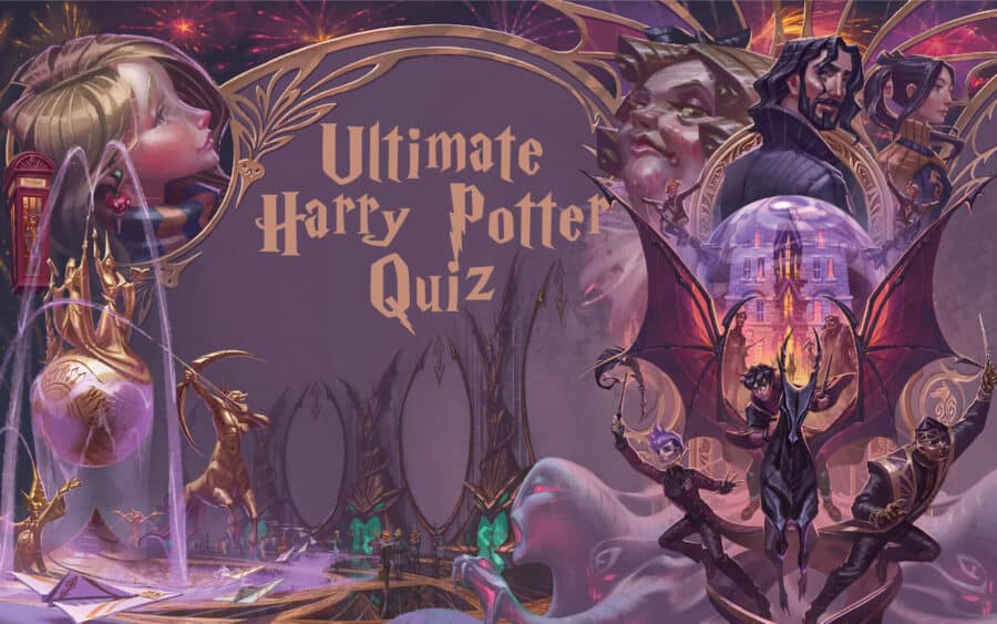 The Ultimate Harry Potter Quiz