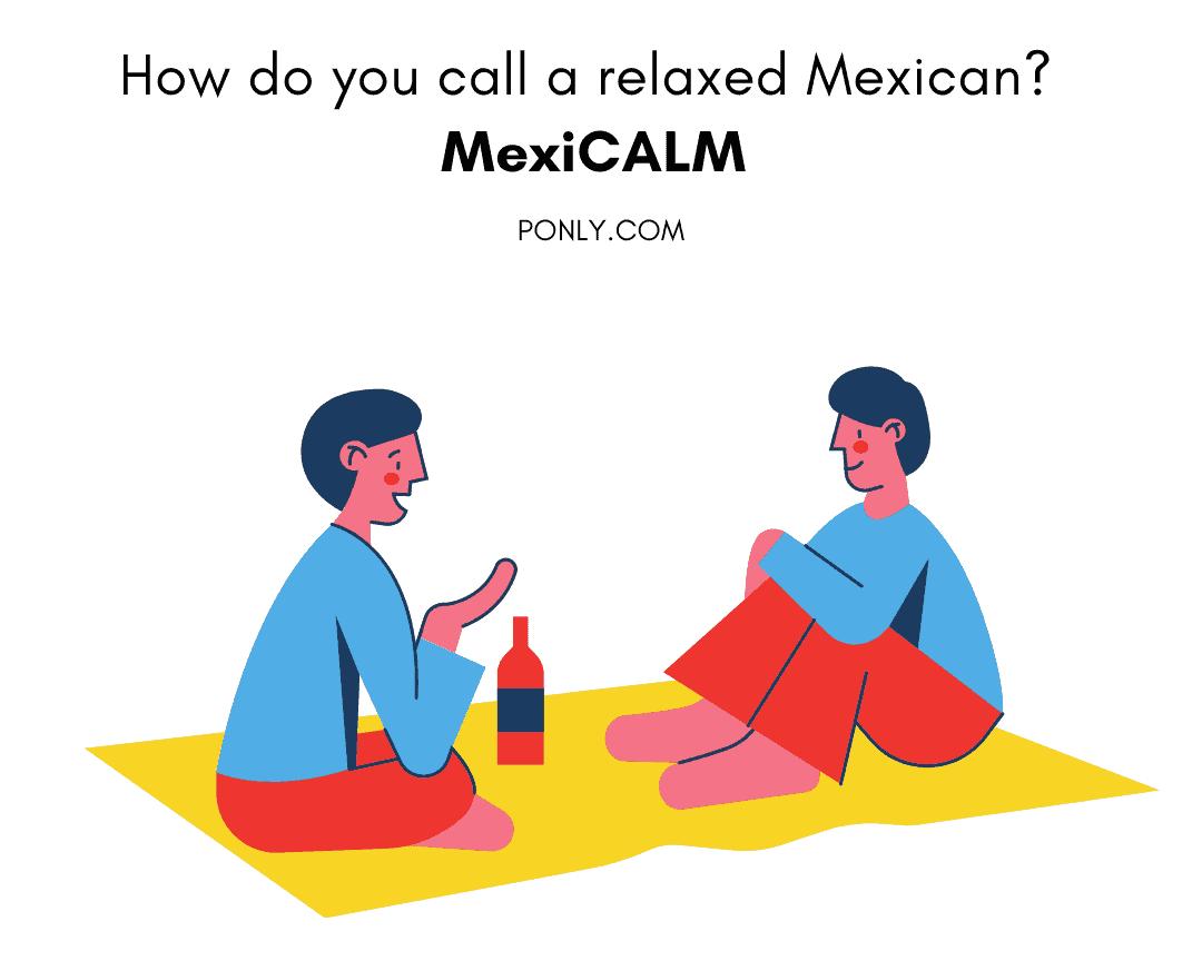 Mexican Joke in English