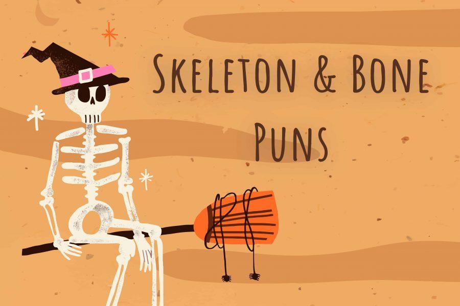 95 Skeleton and Bone Puns and Jokes