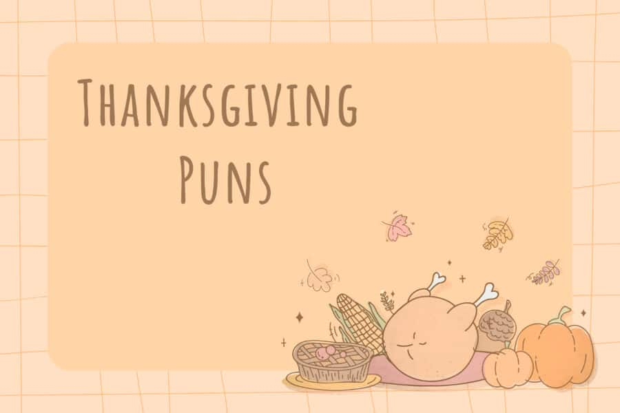Thanksgiving Puns: Here's Stuffing To Laugh About This TG
