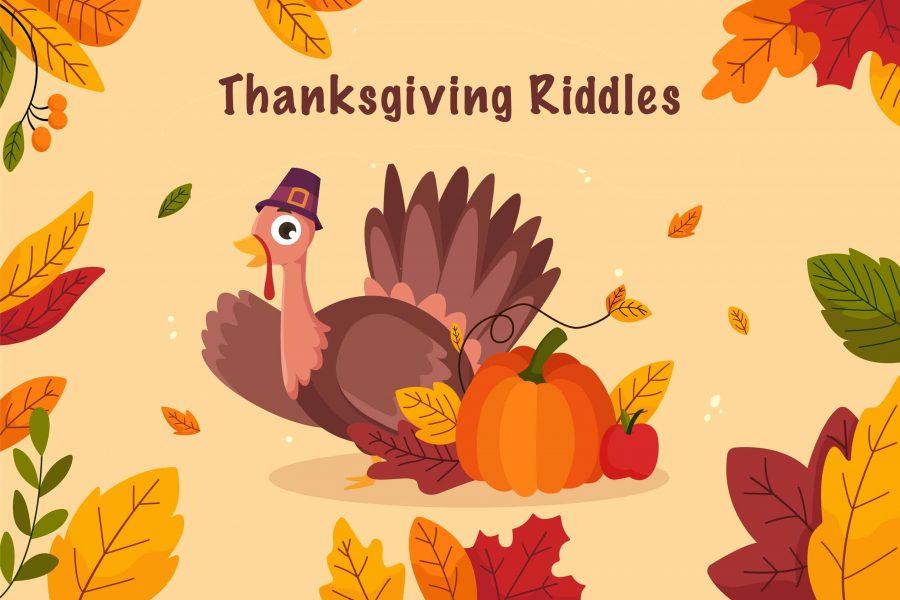 40 Thanksgiving Riddles