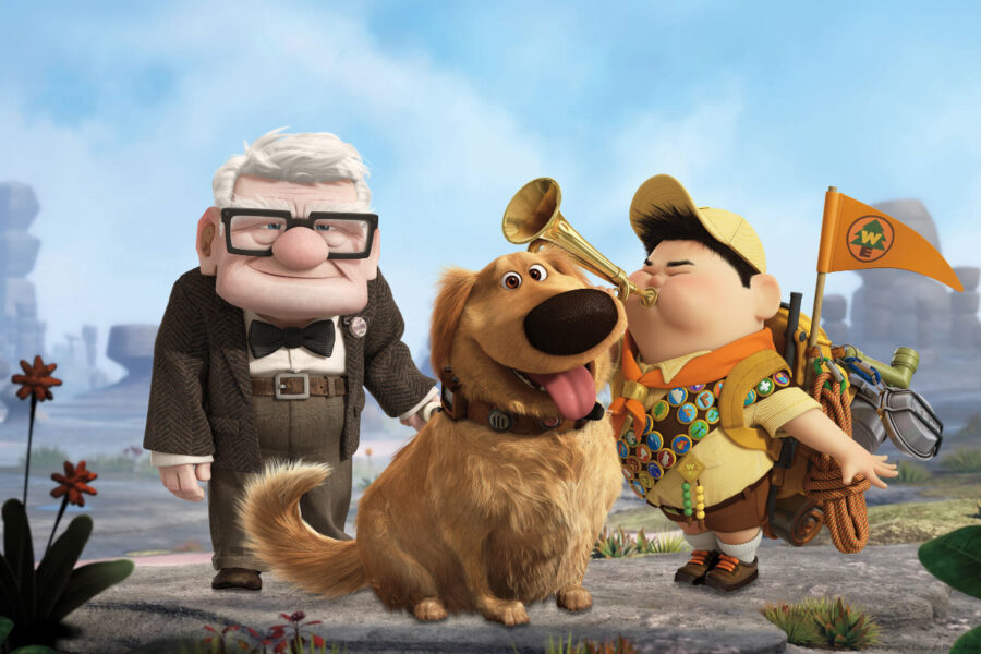 Up Quotes: The Cartoon That Brought Adults to Tears