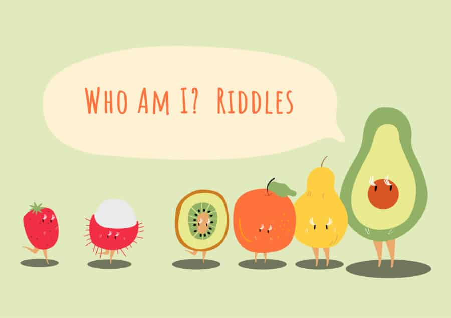 75 What Am I? Riddles